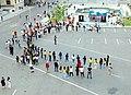 Երիտասարդության միջազգային օրվան նվիրված միջոցառում Կապան քաղաքում.jpg
