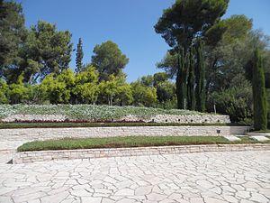 War grave - War Graves in Yad Mordechai Kibutz, Israel