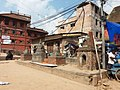 भक्तपुरको तचपाल (दत्तात्रय)मा अवस्थीत मन्दिर तथा स्तुपाहरु 01.jpg