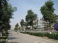 世纪大道西头——道路 - panoramio.jpg