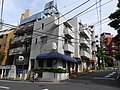 勝海舟邸跡(ソフトタウン赤坂) - panoramio.jpg