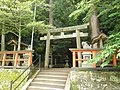 宇陀市菟田野東郷 櫻葉神社 Sakuraba-jinja, Utano-Tōgō 2011.6.03 - panoramio (1).jpg
