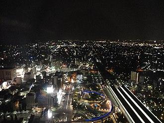 Tōkai region - Image: 岐阜シティタワー43 panoramio (2)