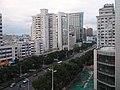 神力大厦九楼看车站大道2009.11.10 - panoramio.jpg