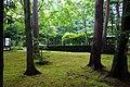 苔むした林、軽井沢プレストンコートホテル - panoramio.jpg