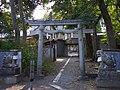 西代神社東側の鳥居 河内長野市西代町 2013.2.10 - panoramio.jpg