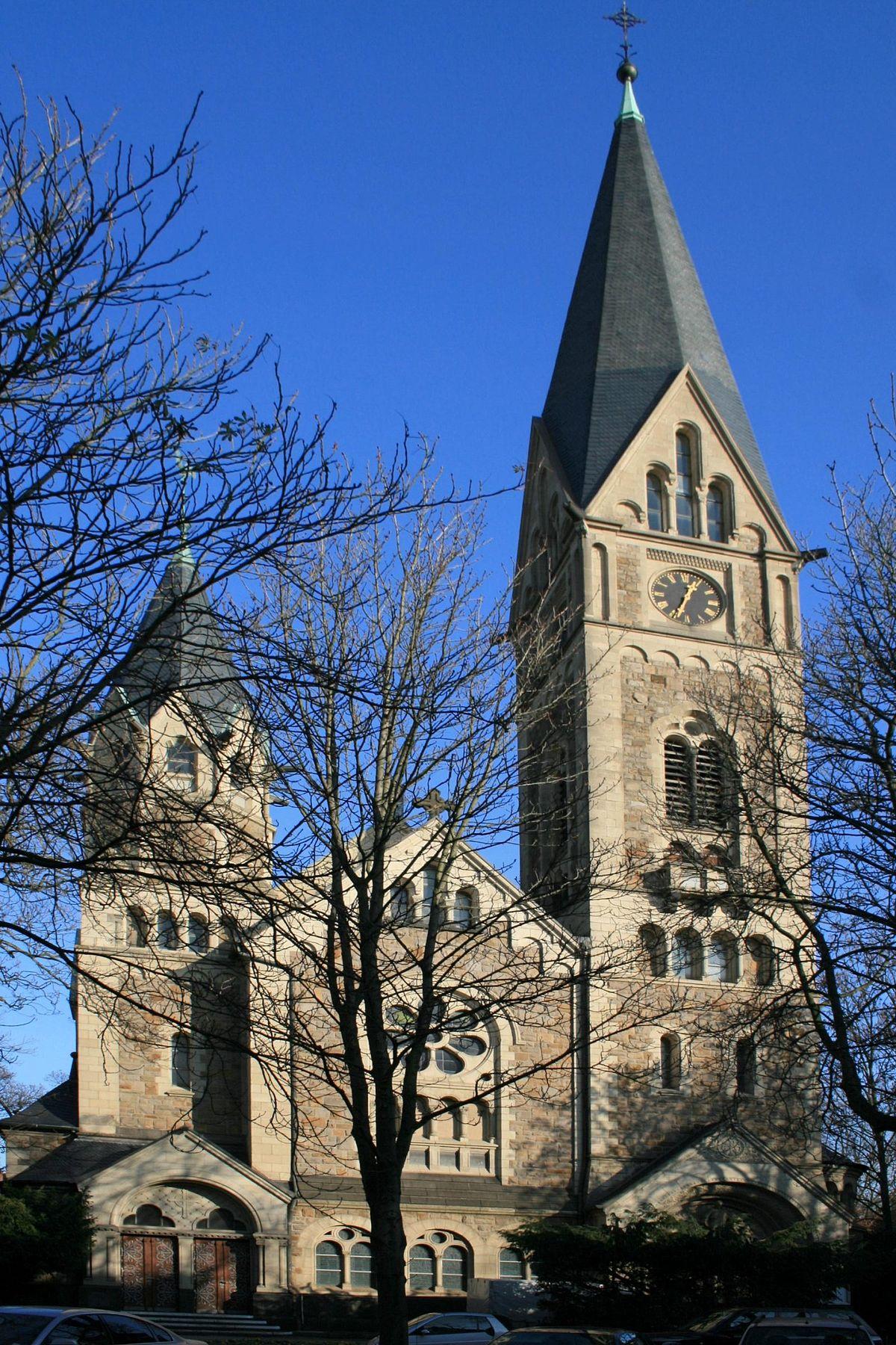 Christuskerk (Neuss) - Wikipedia