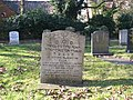 -2019-02-14 Headstones in the Jewish cemetery, Bowthorpe Road, Norwich (1).jpg