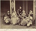 -Group Portrait of Five Adults and Two Children in a Garden- MET DP111490.jpg