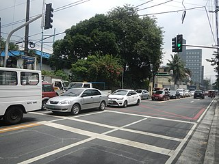 Bonny Serrano Avenue