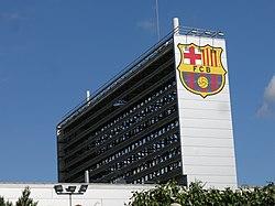 034 Ciutat Esportiva Joan Gamper, Futbol Club Barcelona (Sant Joan Despí).jpg