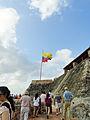 05-042 2. Castillo de San Felipe de Barajas y las baterias colaterales.JPG