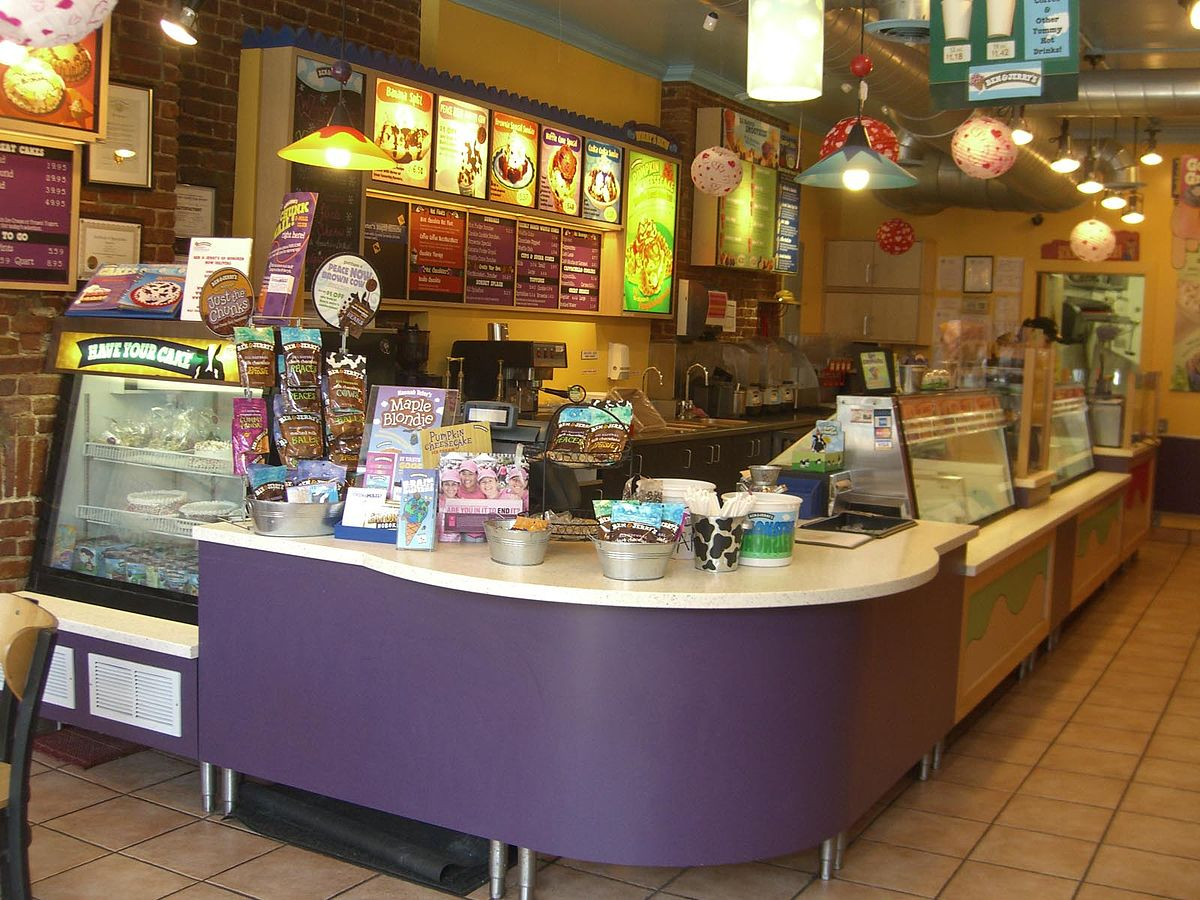 ben and jerry s recommendation How nice to find a ben and jerry's in hola awol w ben & jerry's condado is a mother-daughter they encouraged tasting and offered recommendations.
