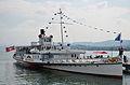 100 Jahre Dampfschiff 'Stadt Rapperswil' - Tag der offenen Dampfschiff-Türe am Bürkliplatz - Alpenquai 2014-04-25 13-58-44.JPG