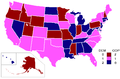 101st Congress-Senate Map.png