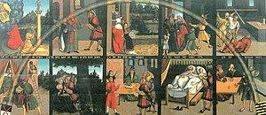 10 Gebote (Lucas Cranach d A)