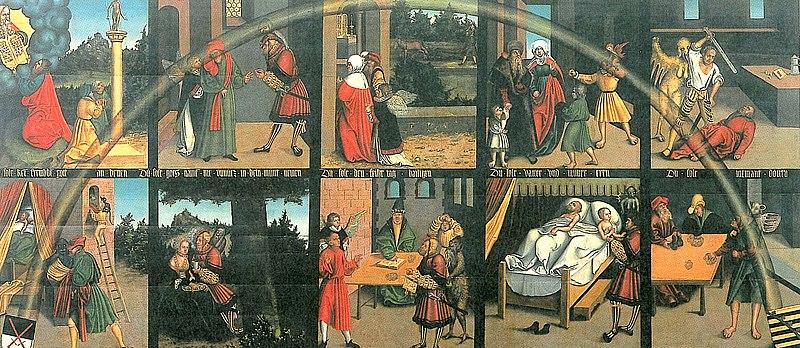 File:10 Gebote (Lucas Cranach d A).jpg