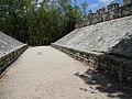 11Cobá - Ball court another one.JPG