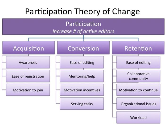 Participation Theory of Change