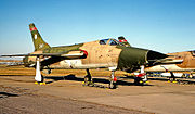 127th Tactical Fighter Training Squadron - Republic F-105G-1-RE Thunderchief 63-8347