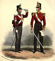 12th Foot uniform