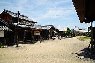 Naruto, Tokushima - Image: 140712 Baruto no niwa in Bando Naruto Tokushima pref Japan 02n