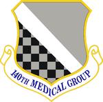 140 Medical Gp emblem.png