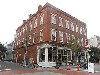 Preservation Society of Charleston organization