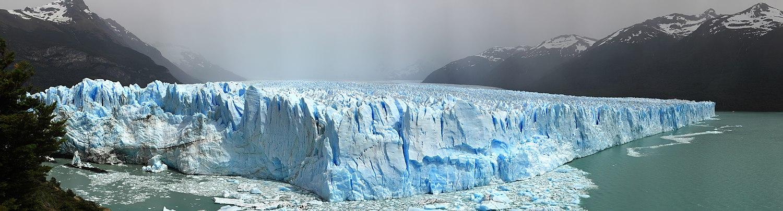 157 - Glacier Perito Moreno - Panorama de la partie nord et centre - Janvier 2010.jpg