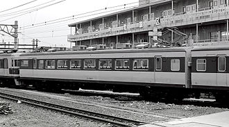 157 series - MoHa 156-2 in March 1980