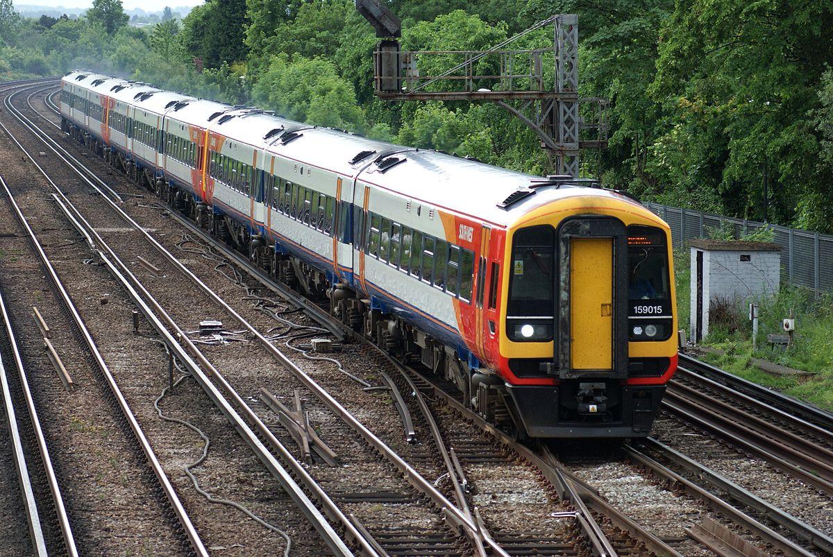 Hire A Mover British Rail Class 159 Wikipedia