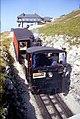 169R22160987 Schafbergbahn, Bergstation, Lok 999.102.jpg