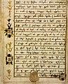 1715. მეფე ვახtaნგ VI-ის სითარხნის წიგნი ბეჟან გოგიბაშვილისადმი.jpg