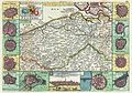 1747 La Feuille Map of Flanders ( Holland and Belgium) - Geographicus - Flandre-lafeuille-1747.jpg