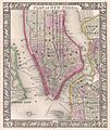 1866 Mitchell Map of New York City and Brooklyn - Geographicus - NewYorkCity-mitchell-1866.jpg