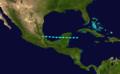 1887 Atlantic tropical storm 11 track.png