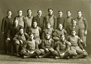 1904 Michigan Wolverines football team - Image: 1904 Michigan Wolverines football team