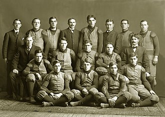 1904 Michigan Wolverines football team - Image: 1904 Michigan Wolverines football team