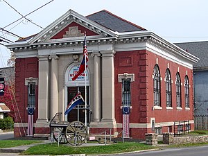 Intercourse, Pennsylvania - American Military Edged Weapons Museum