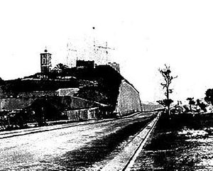 Blackhead Point - Image: 1908 Time Ball Tower
