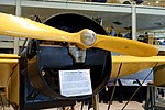 1909 Bleriot Type XI, AB II, NX3433 - Collings Foundation - Massachusetts - DSC07019.jpg