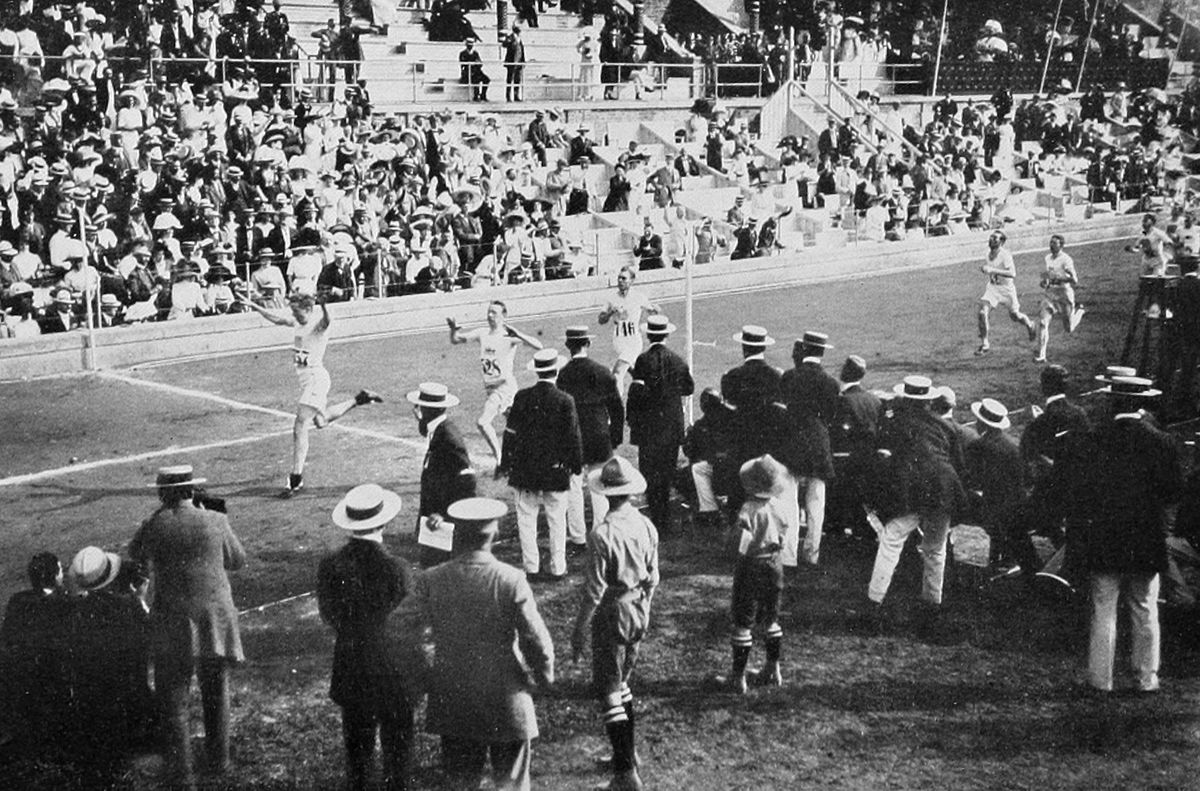 Athletics At The 1912 Summer Olympics Men S 3000 Metres