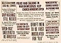1918 Headlines from Chicago newspapers - Spanish flu - 1918 influenza pandemic.jpg