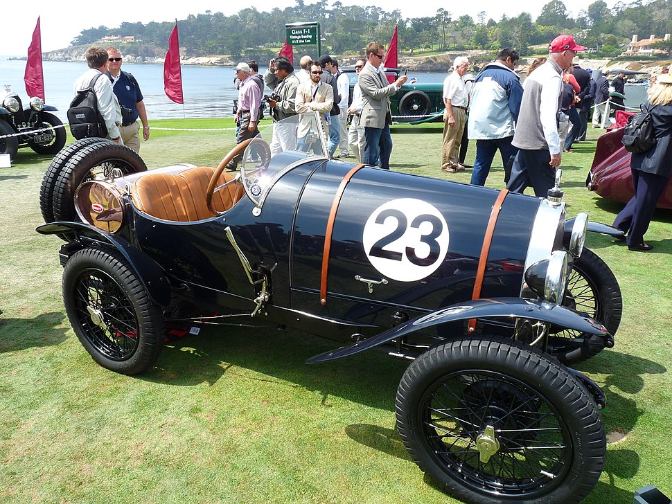 1920 Bugatti Type 13 Brescia Dog Cart (3828677479)
