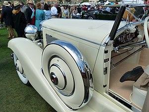 Bohman & Schwartz - Image: 1932 Duesenberg J Bohman & Schwartz Convertible Coupe (3829456284)