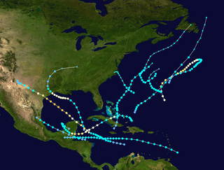 1942 Atlantic hurricane season hurricane season in the Atlantic Ocean
