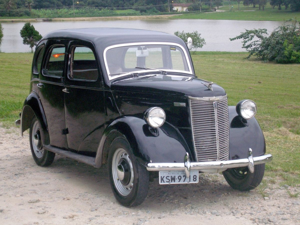 Ford Prefect Wikipedia 1951 1952 Hot Rod Truck Pics