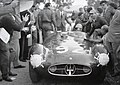 1955-10-16 Targa Florio Maserati A6GCS 2097 Bellucci.jpg