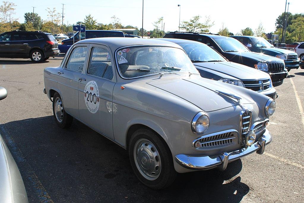File1955 Alfa Romeo Giulietta Berlina Prima Serie Pittsfield