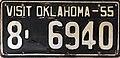 1955 Oklahoma license plate.jpg